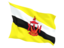 brunei_fluttering_flag_64