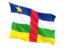 central_african_republic_fluttering_flag_64