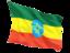 ethiopia_fluttering_flag_64
