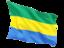 gabon_fluttering_flag_64