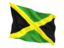 jamaica_fluttering_flag_64