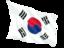 korea_south_fluttering_flag_64