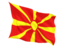 macedonia_fluttering_flag_64