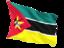 mozambique_fluttering_flag_64
