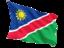 namibia_fluttering_flag_64