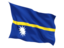 nauru_fluttering_flag_64