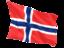 norway_fluttering_flag_64