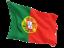 portugal_fluttering_flag_64