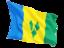 saint_vincent_and_the_grenadines_fluttering_flag_64