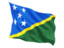 solomon_islands_fluttering_flag_64