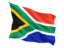 south_africa_fluttering_flag_64