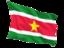 suriname_fluttering_flag_64