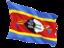 swaziland_fluttering_flag_64