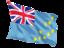 tuvalu_fluttering_flag_64