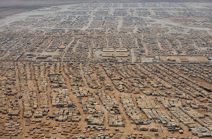 Zaatari_Camp_overview