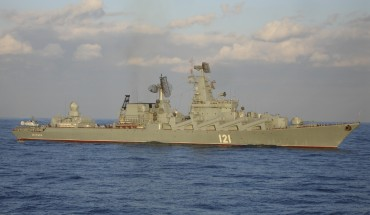 russian-warship