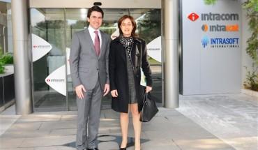 Η Πρέσβης του Ισραήλ επισκέφθηκε τις εγκαταστάσεις της Intracom
