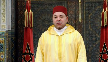 "Handout photo released by Moroccan Press Agency shows King Mohammed VI of Morocco delivers a speech on July 30, 2013 in Casablanca marking his 14 years anniveresary on the throne, in Casablanca, Morocco. King Mohammed VI of Morocco succeeded the throne from his father King Hassan II on 23 July 1999.   AFP PHOTO / Moroccan Press Agency / HANDOUT  == RESTRICTED TO EDITORIAL USE - MANDATORY CREDIT ""AFP PHOTO/  Moroccan Press Agency "" - NO MARKETING NO ADVERTISING CAMPAIGNS - DISTRIBUTED AS A SERVICE TO CLIENTS =="